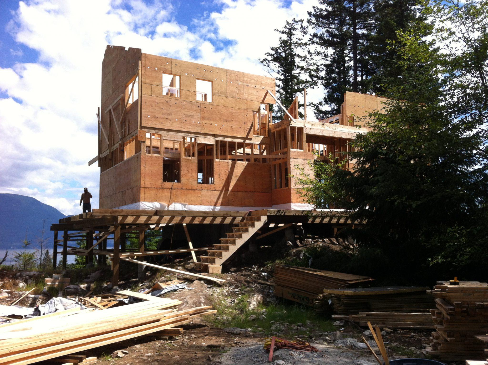 Construction Renovation custom homes Vancouver