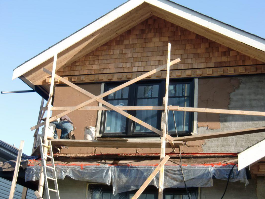 Construction Renovation Stucco Alma Vancouver