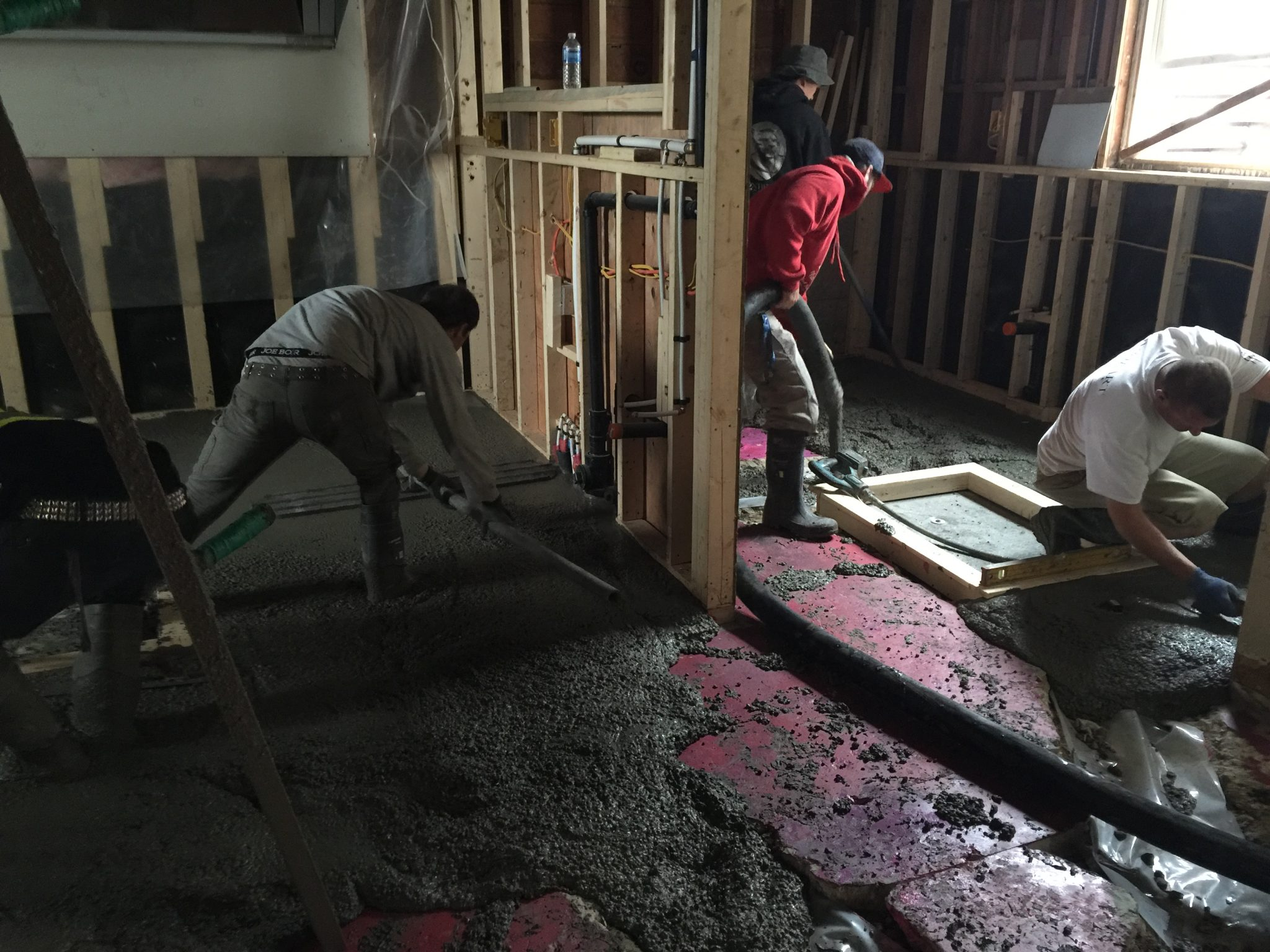 Construction Renovation Commercial plumbing Vancouver