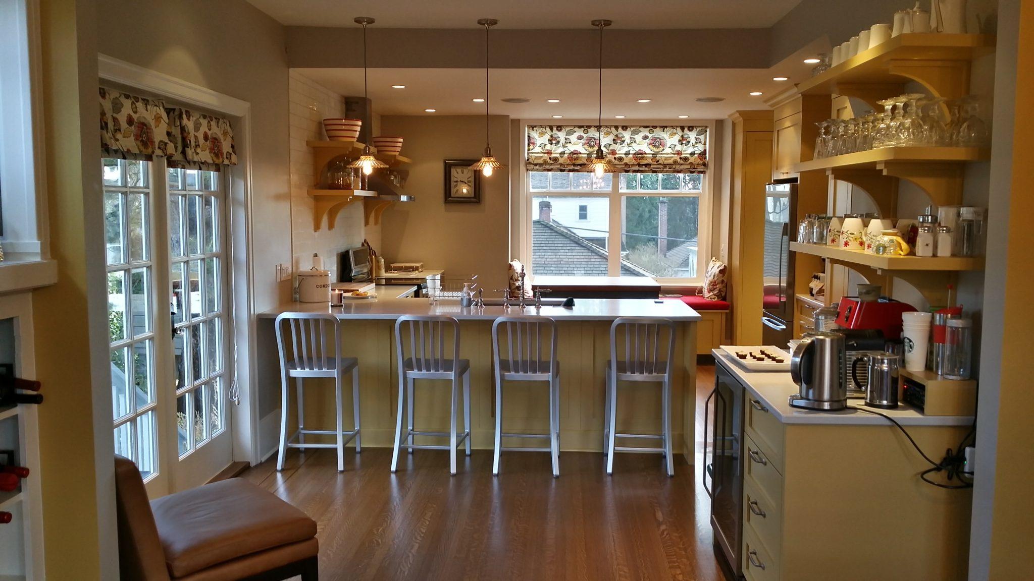 Construction Renovation Kitchen 8 Alma Vancouver
