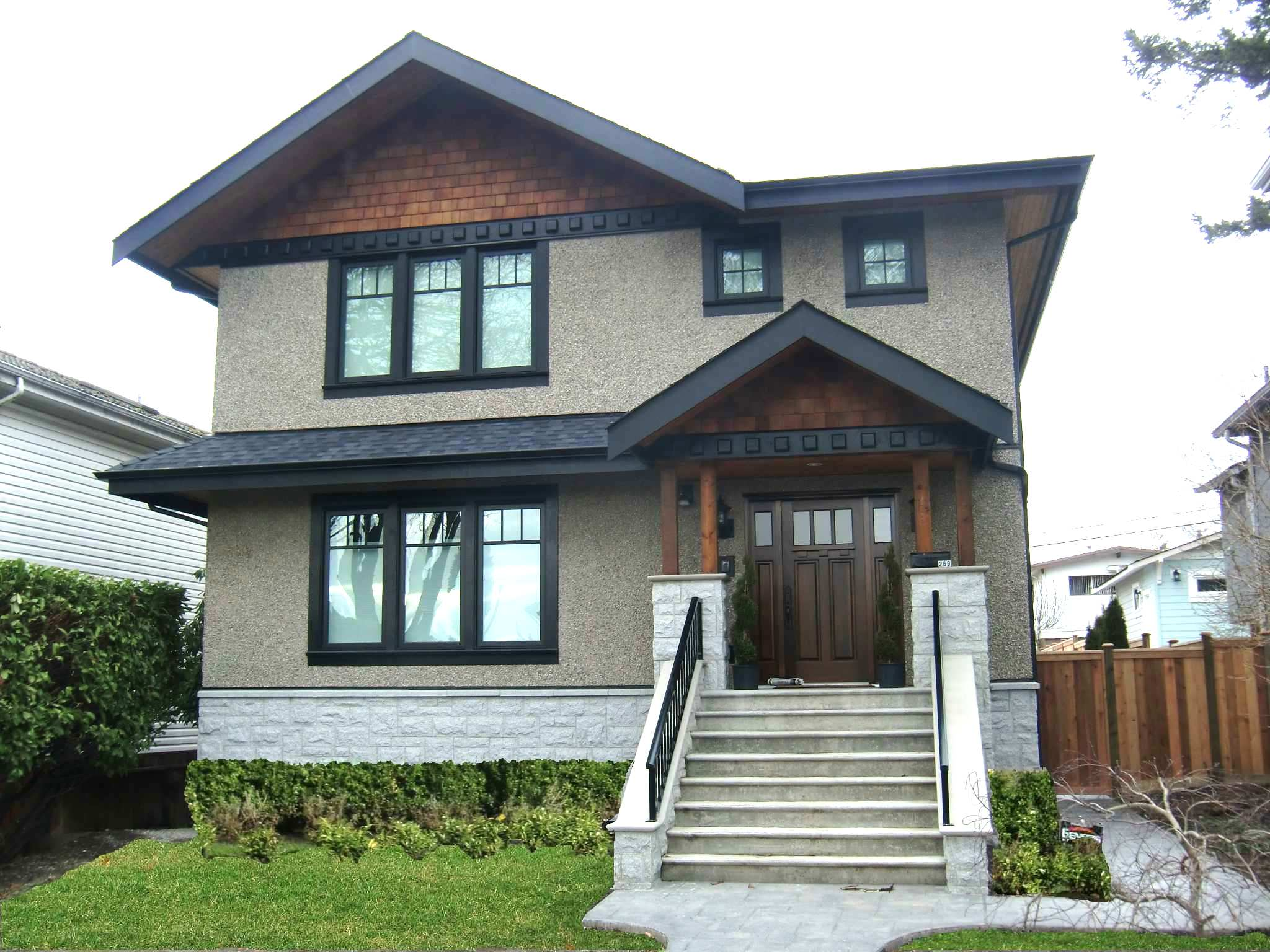 Construction Renovation Custom homes Alma Vancouver
