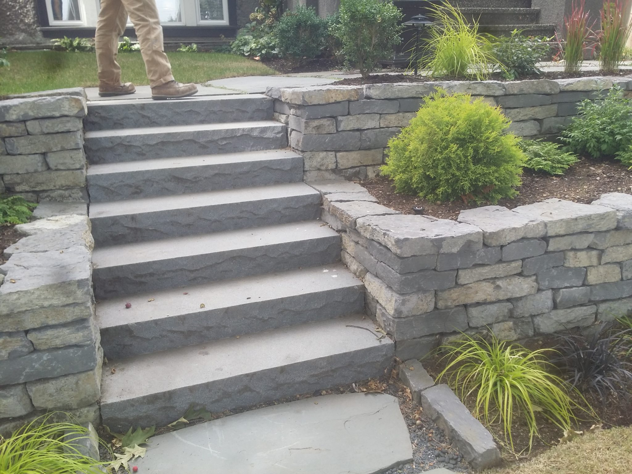 Construction Renovation landscaping Vancouver