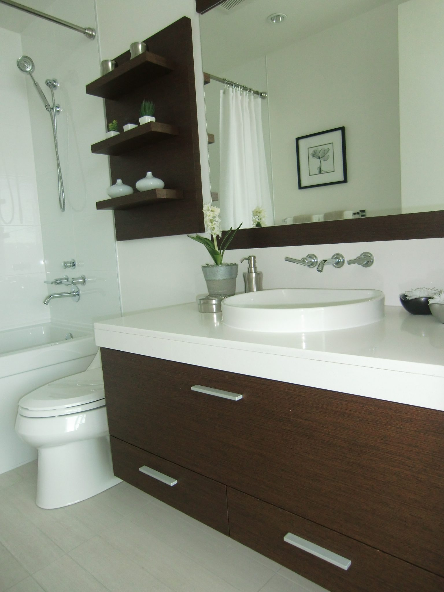 Construction Renovation bathroom Vancouver