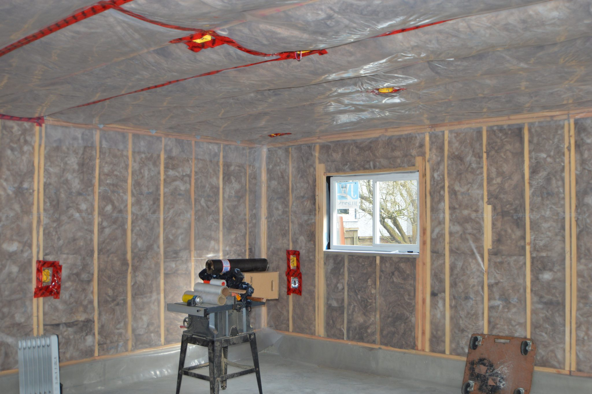 Construction Renovation insulation Vancouver